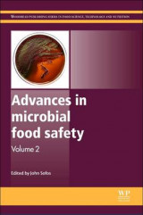 Omslag - Advances in Microbial Food Safety