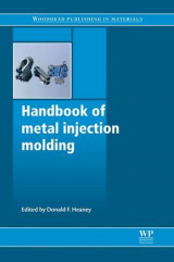 Omslag - Handbook of Metal Injection Molding