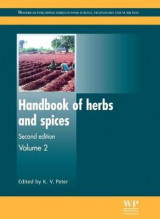 Omslag - Handbook of Herbs and Spices