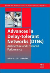 Omslag - Advances in Delay-Tolerant Networks (Dtns): Architecture and Enhanced Performance
