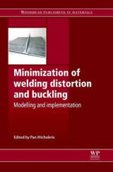 Omslag - Minimization of Welding Distortion and Buckling