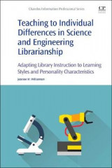 Omslag - Teaching to Individual Differences in Science and Engineering Librarianship