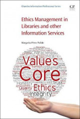 Omslag - Ethics Management in Libraries and Other Information Services