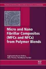Omslag - Micro and Nano Fibrillar Composites (MFCs and NFCs) from Polymer Blends