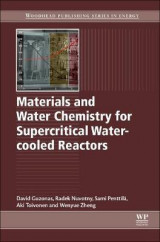 Omslag - Materials and Water Chemistry for Supercritical Water-cooled Reactors