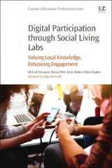 Omslag - Digital Participation through Social Living Labs
