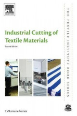 Omslag - Industrial Cutting of Textile Materials