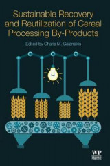 Omslag - Sustainable Recovery and Reutilization of Cereal Processing By-Products