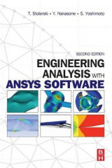 Omslag - Engineering Analysis with ANSYS Software