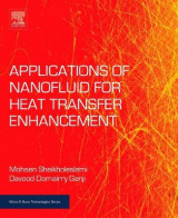 Omslag - Applications of Nanofluid for Heat Transfer Enhancement