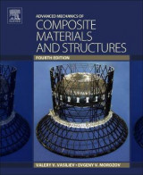 Omslag - Advanced Mechanics of Composite Materials and Structural Elements