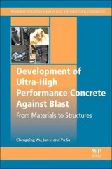 Omslag - Development of Ultra-High Performance Concrete against Blasts