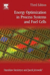 Omslag - Energy Optimization in Process Systems and Fuel Cells