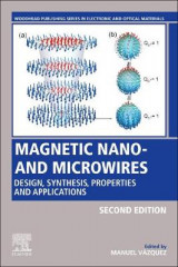 Omslag - Magnetic Nano- and Microwires