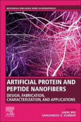 Omslag - Artificial Protein and Peptide Nanofibers
