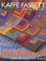 Omslag - Passionate patchwork