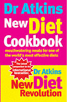 Dr. Atkins' New Diet Cookbook av Robert C. Atkins og Fran Gare (Heftet)