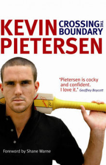 Crossing the Boundary av Kevin Pietersen (Heftet)