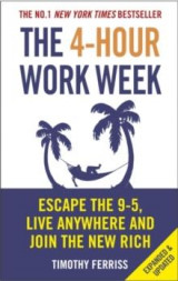 Omslag - The 4-hour work week