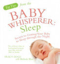 Omslag - Top Tips from the Baby Whisperer: Sleep