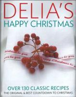 Delia's Happy Christmas av Delia Smith (Innbundet)