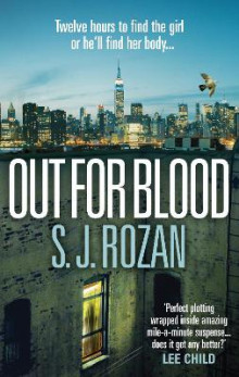 Out For Blood av S. J. Rozan (Heftet)