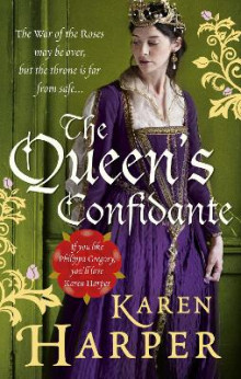 The Queen's Confidante av Karen Harper (Heftet)
