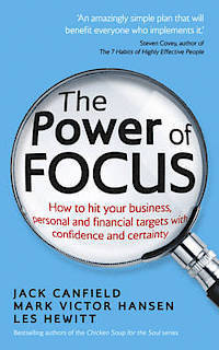 The Power of Focus av Jack Canfield og Mark Victor Hansen (Heftet)