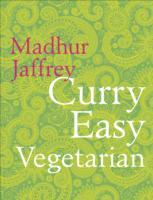 Curry Easy Vegetarian av Madhur Jaffrey (Innbundet)