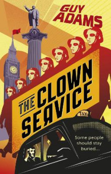 The Clown Service av Guy Adams (Heftet)