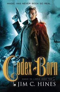 Codex born av Jim C. Hines (Heftet)