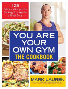 You are your own gym cookbook av Mark Lauren (Heftet)
