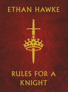 Rules for a Knight av Ethan Hawke (Innbundet)