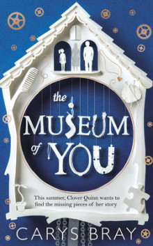 The Museum of You av Carys Bray (Innbundet)