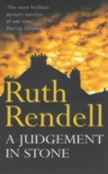 A judgement in stone av Ruth Rendell (Heftet)