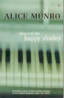 Dance of the happy shades and other stories av Alice Munro (Heftet)