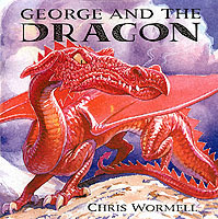 George and the Dragon av Christopher Wormell (Heftet)