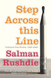 Step Across This Line av Salman Rushdie (Heftet)