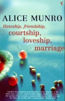 Hateship, friendship, courtship, loveship, marriage av Alice Munro (Heftet)