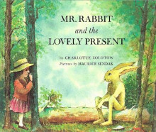 Mr. Rabbit and the Lovely Present av Charlotte Zolotow (Heftet)