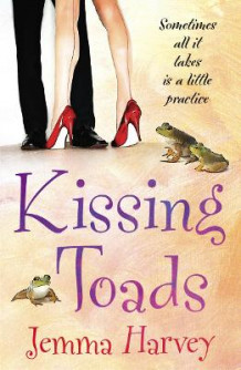 Kissing Toads av Jemma Harvey (Heftet)