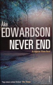 Never End av Ake Edwardson (Heftet)