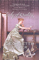Lady of Quality av Georgette Heyer (Heftet)