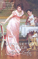 April Lady av Georgette Heyer (Heftet)
