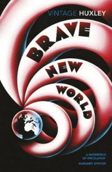 Brave new world av Aldous Huxley (Heftet)