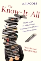 The Know-It-All av A. J. Jacobs (Heftet)