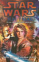 Star Wars: Jedi Trial av David Sherman og Dan Cragg (Heftet)