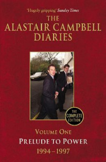 Diaries Volume One: Volume 1 av Alastair Campbell (Heftet)