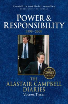 Diaries Volume Three: Volume 3 av Alastair Campbell (Heftet)