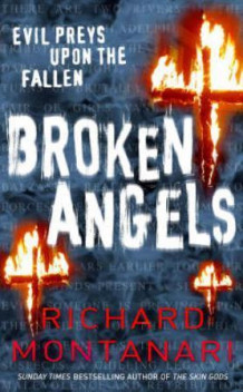 Broken angels av Richard Montanari (Heftet)